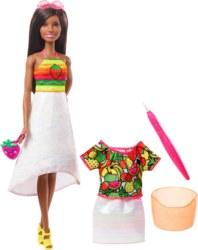 145-GBK190 Barbie loves Crayola Fruchtige