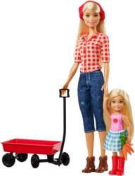 145-GCK840 Barbie Farm Barbie & Chelsea P