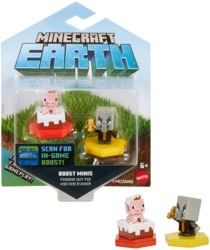 145-GMD160 Minecraft Earth Boost Mini-Fig