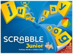145-Y96700 Scrabble Junior Mattel Games,