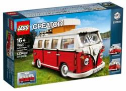 150-10220 VW T1 Campingbus Lego, Nachbil