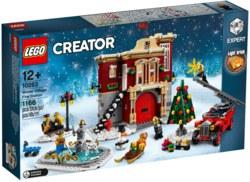 150-10263 Winterliche Feuerwache LEGO® C