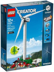 150-10268 Vestas Windkraftanlage LEGO® C