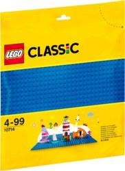 150-10714 Blaue Bauplatte LEGO Classic