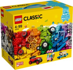 150-10715 LEGO Kreativ Bauset Fahrzeuge