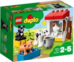 150-10870 Tiere auf dem Bauernhof LEGO d