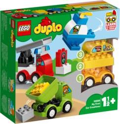 150-10886 Meine ersten Fahrzeuge LEGO® M
