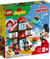 150-10889 Mickys Ferienhaus LEGO® DUPLO®