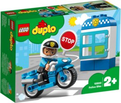 150-10900 Polizeimotorrad LEGO® My First