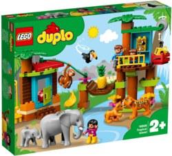 150-10906 Baumhaus im Dschungel LEGO® DU