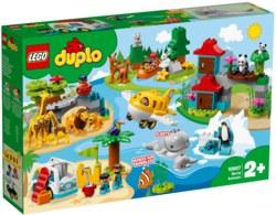 150-10907 Tiere der Welt LEGO® DUPLO®