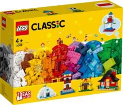 150-11008 LEGO Bausteine - bunte Häuser