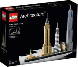 150-21028 New York City             LEGO