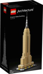 150-21046 Empire State Building LEGO Arc