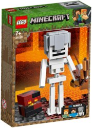 150-21150 Minecraft™-BigFig Skelett mit