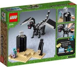 150-21151 Das letzte Gefecht LEGO® Minec