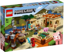 150-21160 Der Illager-Überfall LEGO® Min