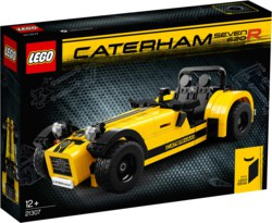 150-21307 Caterham Seven 620R  Das Model