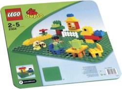 150-2304 Grüne Bauplatten Lego Duplo, a