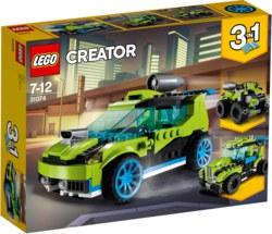 150-31074 Raketen-Rallyeflitzer LEGO Cre