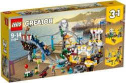 150-31084 Piraten Achterbahn
