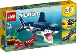 150-31088 Bewohner der Tiefsee LEGO® Cre
