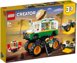 150-31104 Burger-Monster-Truck LEGO® Cre