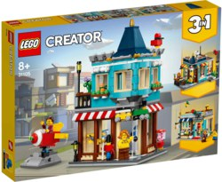 150-31105 Spielzeugladen im Stadthaus LE