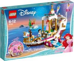 150-41153 Disney Arielles königliches Ho