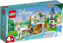 150-41159 Cinderellas Kutsche LEGO® Disn