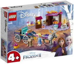 150-41166 Elsa und die Rentierkutsche LE