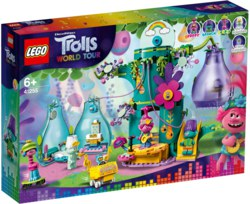 150-41255 Party in Pop City LEGO® TROLLS