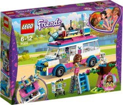 150-41333 Olivias Rettungsfahrzeug Lego