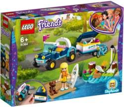 150-41364 Stephanies Cabrio mit Anhänger