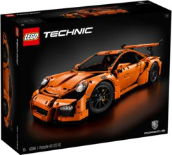150-42056 Porsche 911 GT3 RS Baue den LE