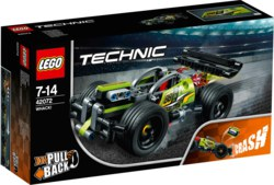 150-42072 ZACK! Lego Technic, auch WHACK