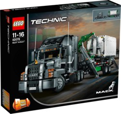 150-42078 LEGO Technic Mack Anthem