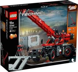 150-42082 Geländegängiger Kranwagen LEGO