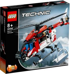 150-42092 Rettungshubschrauber LEGO® Tec