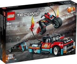 150-42106 Stunt-Show mit Truck und Motor