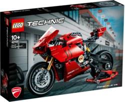 150-42107 Ducati Panigale V4 R LEGO® Tec