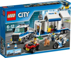 150-60139 Mobile Einsatzzentrale LEGO® C