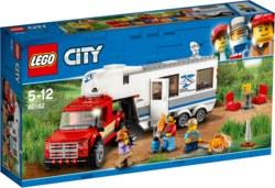 150-60182 Pickup & Wohnwagen