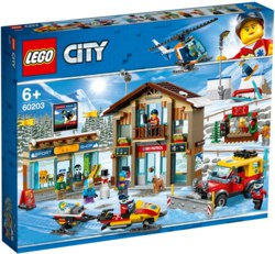 150-60203 Ski Resort LEGO® City