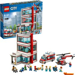 150-60204 LEGO® City Krankenhaus City To