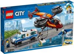 150-60209 Polizei Diamantenraub LEGO® Ci