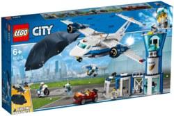 150-60210 Polizei Fliegerstützpunkt LEGO