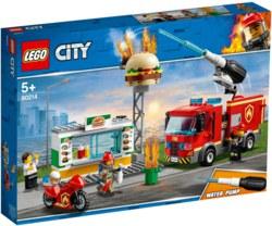 150-60214 Feuerwehreinsatz im Burger-Res