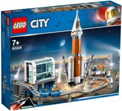 150-60228 Weltraumrakete mit Kontrollzen