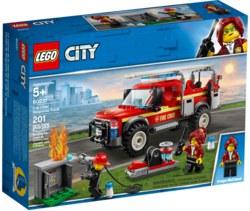 150-60231 Feuerwehr-Einsatzleitung LEGO®